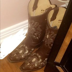 Reyme Cowgirl Boots